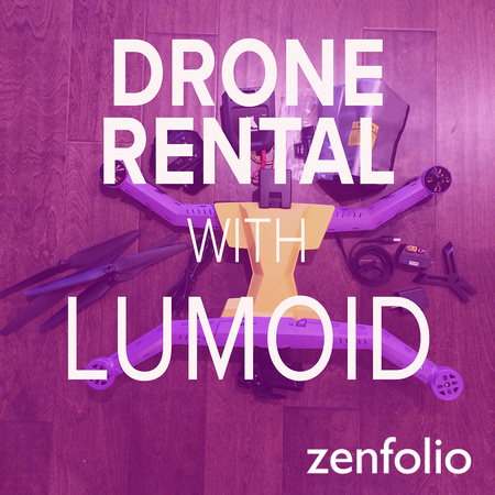 Get a New View With Drone Rentals From Lumoid