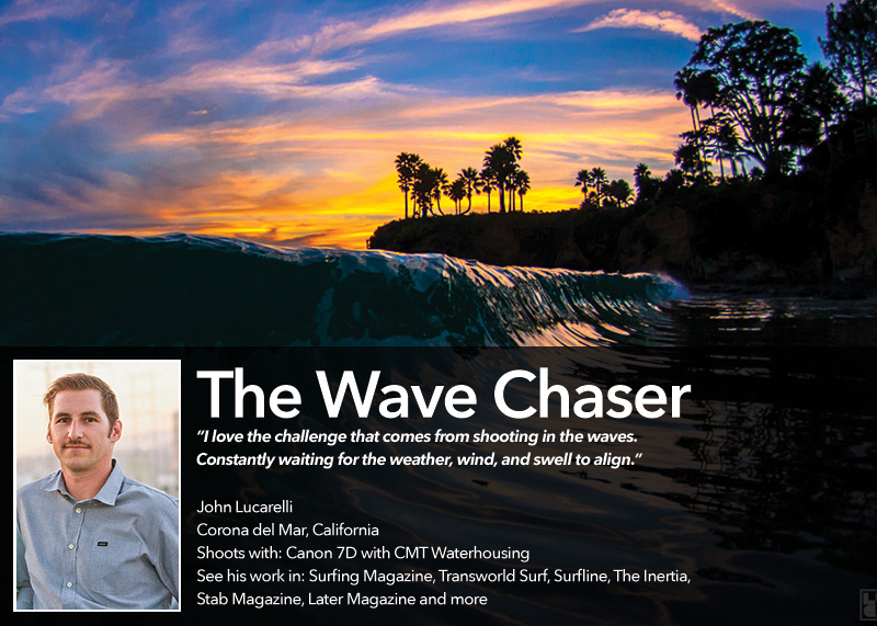 online photo gallery wave chaser promo
