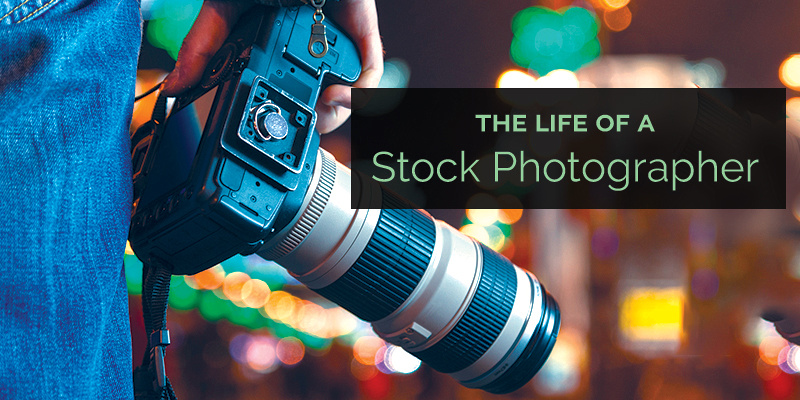 The Life of a Stock Photographer