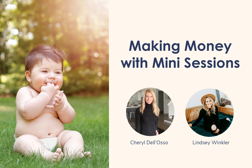 How To Make Money With Photography Mini Sessions