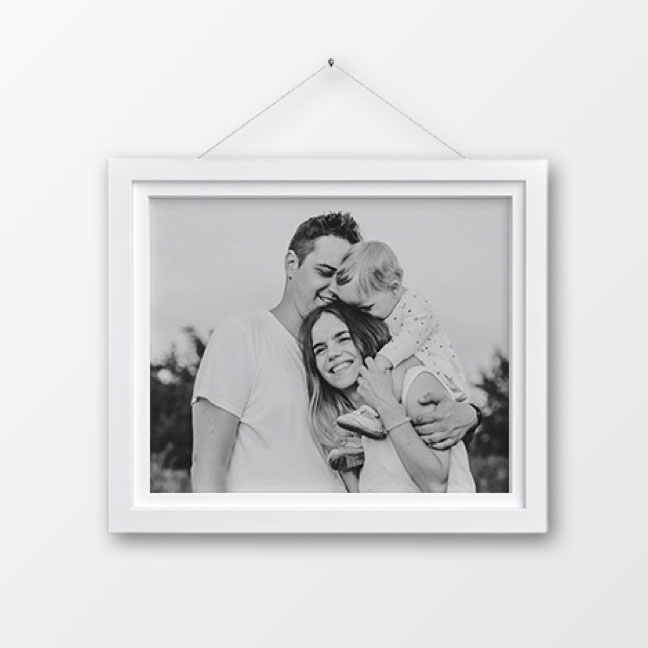 online photo gallery wall art family photo